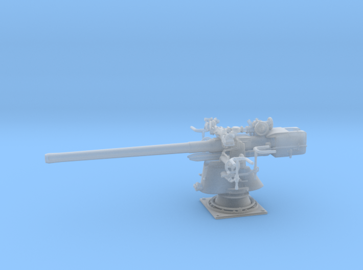 1/45 Uboot 8.8 cm SK C/35 Naval Gun 3d printed