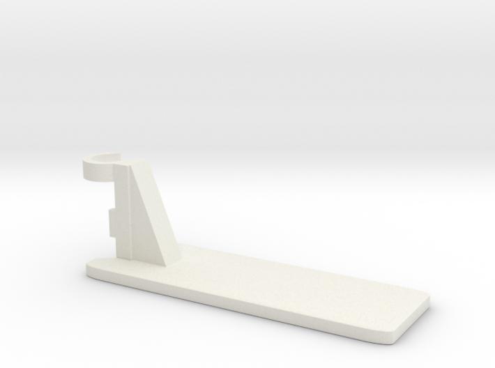 Shower shelf R 3d printed