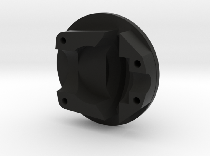 NCYota Diff Cover 3d printed