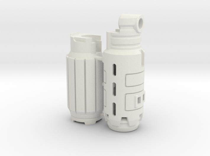 Fusion Cannon Mk.VI 3d printed