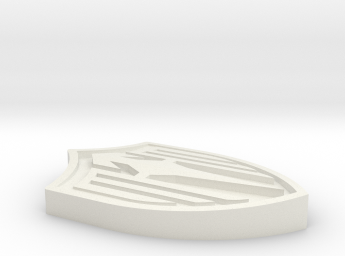 Lucina Clasp Solid 3d printed
