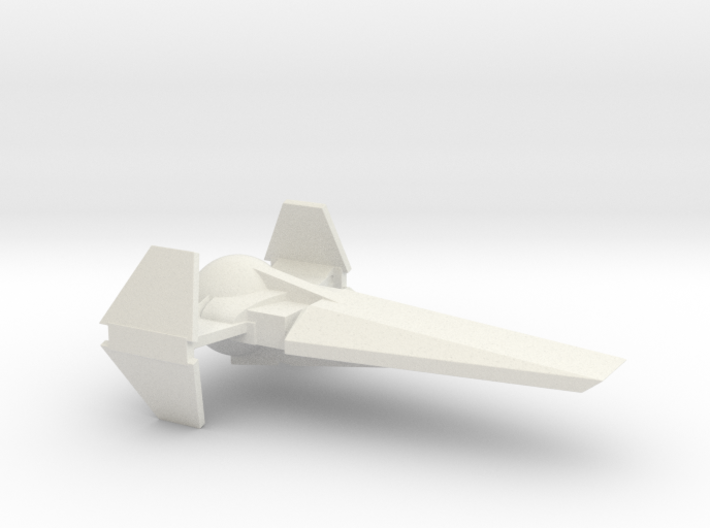 Star Courier 3d printed