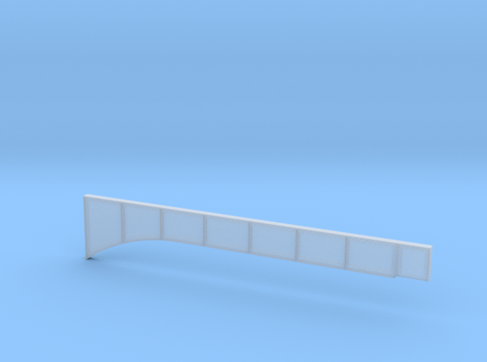 Right Bridge Girder for Rt 15 Bridge Wethersfield 3d printed