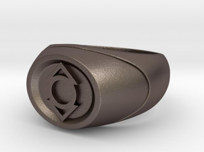 22.2 mm Indigo Lantern Ring - WotGL 3d printed