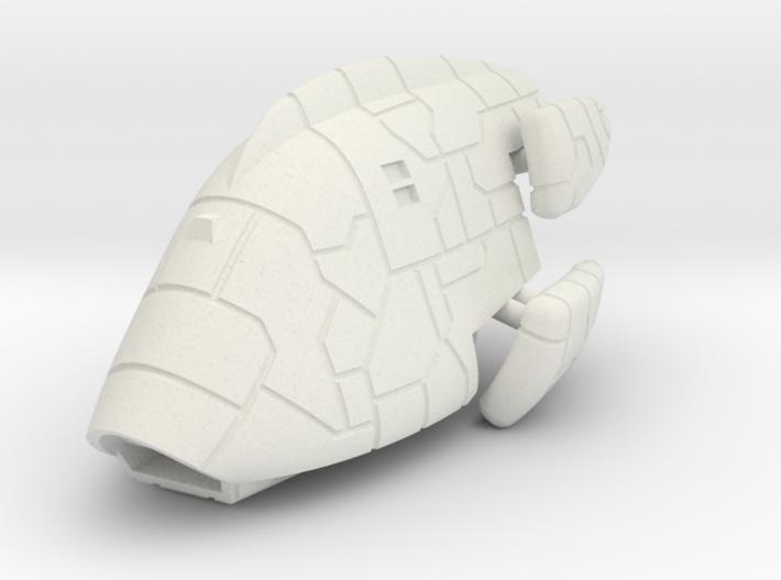 (MMch) Bulwark Mark III 3d printed