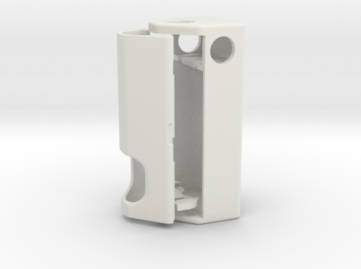 Squonk Potbelly 2s 18650 3d printed