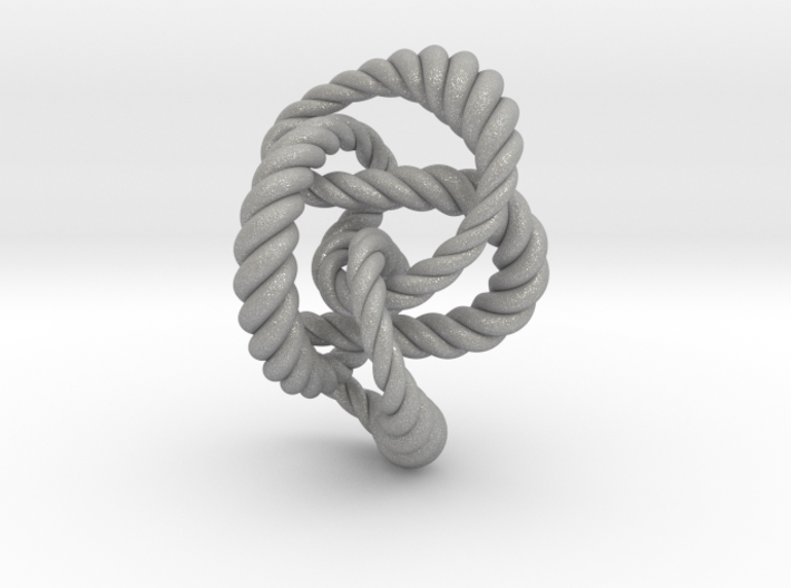 Knot 8₂₀ (Rope) 3d printed