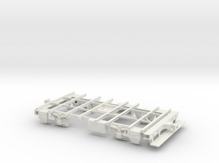 Spur 2m SKL24 Fahrwerk 3d printed