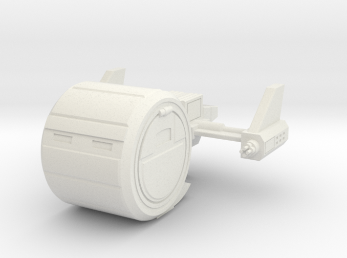 Gyro Fighter 3d printed