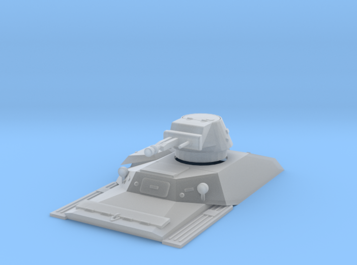 PV190B T-40 - Waterline (1/100) 3d printed