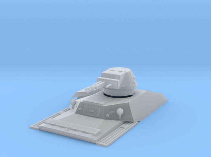 PV190C T-40 - Waterline (1/87) 3d printed