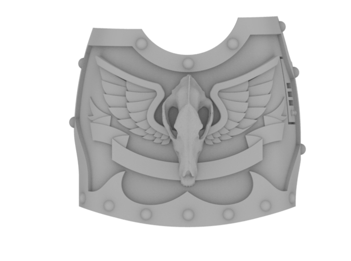 Iron Wolf - Claw Cover  3d printed