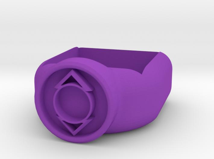 Indego Lantern Corps Chalk Holder 3d printed