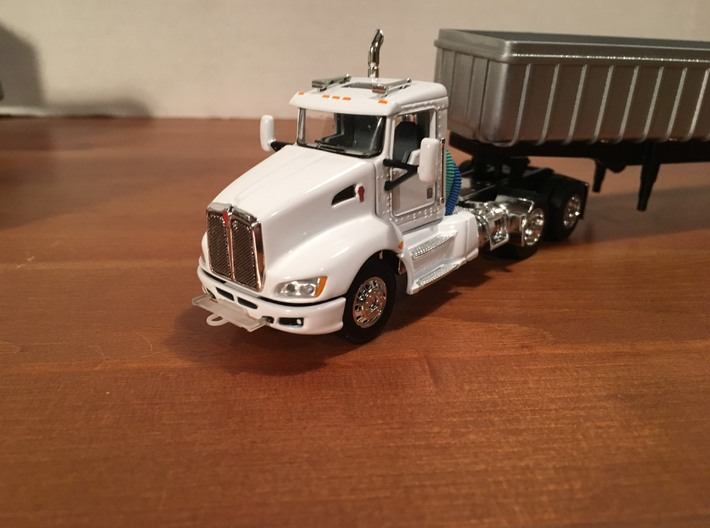 1/64 (8) Safe-T-Pull Truck Hitches 3d printed