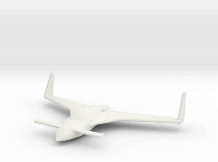 Cosy wing span 5cm/2in 3d printed