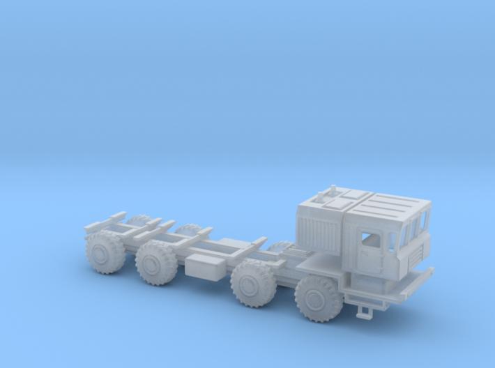 Z Gauge 1:220 МЗКТ Mzkt Komplett Fahrgestell  3d printed
