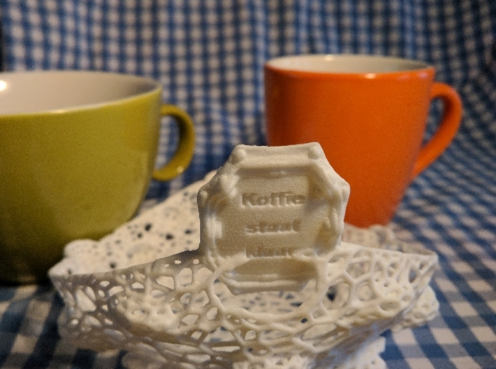 Marriage, BirthDay, Special Occasion: Serveware 3d printed Her Words are here to stay..