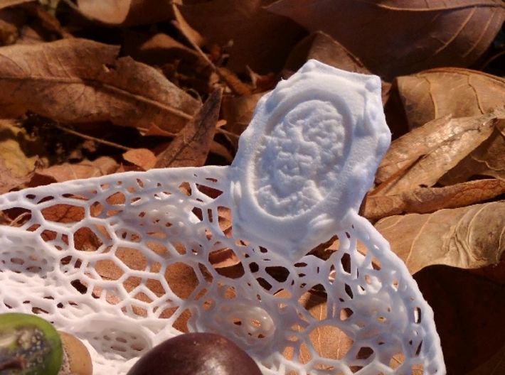Marriage, BirthDay, Special Occasion: Serveware 3d printed Detailed view of the image