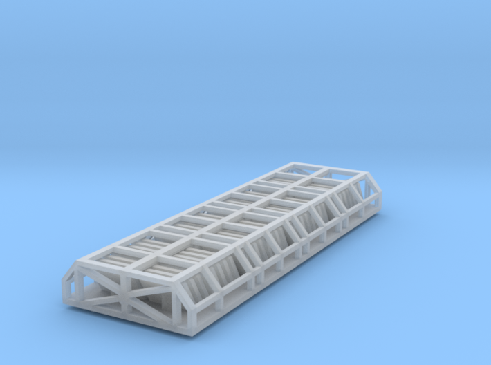 Ae 476 (Basis E42) in  1: 120  (TT) Dachwiderstand 3d printed