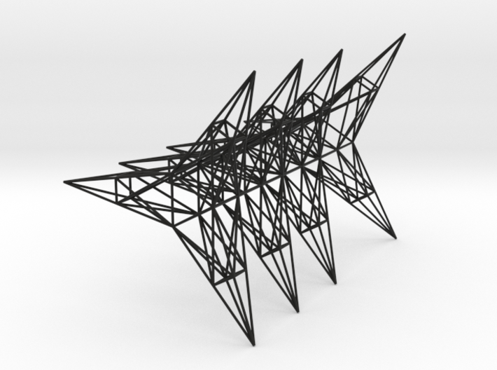 Pylon Accessories Stand 3 Tower 3d printed
