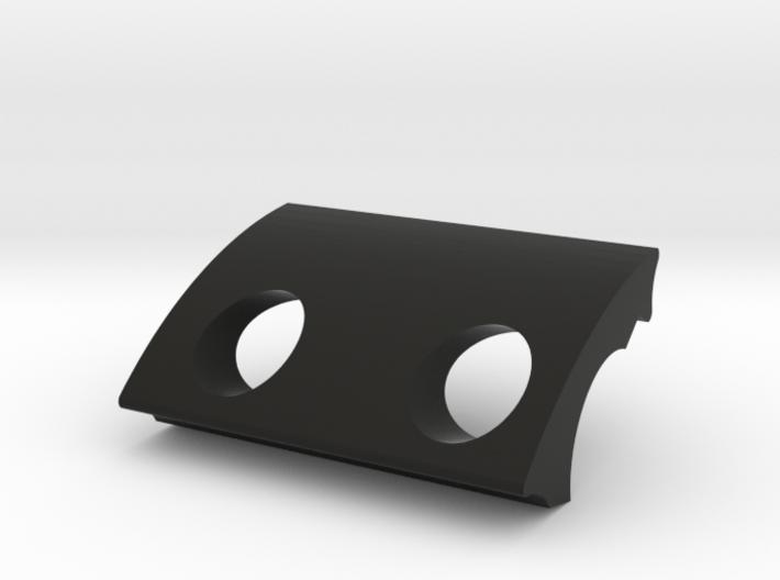 The Destroyer LED holder 3d printed