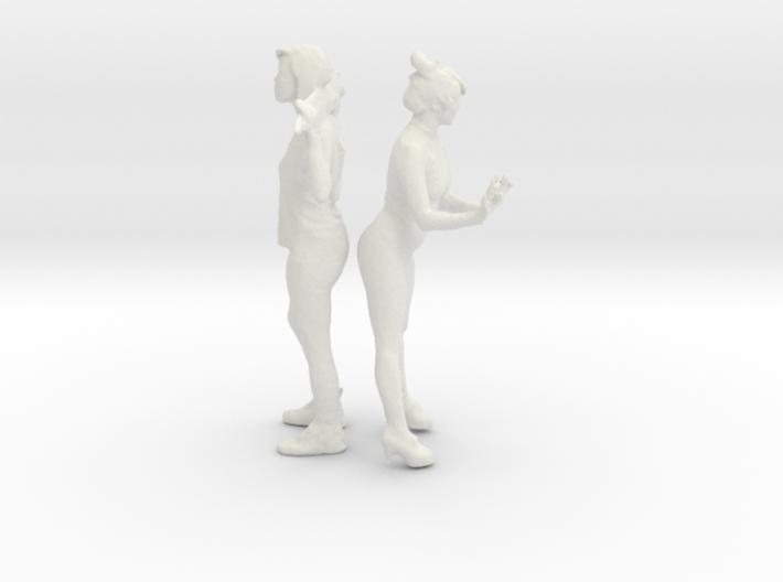 Printle C Tween 001 - 1/35 - wob 3d printed