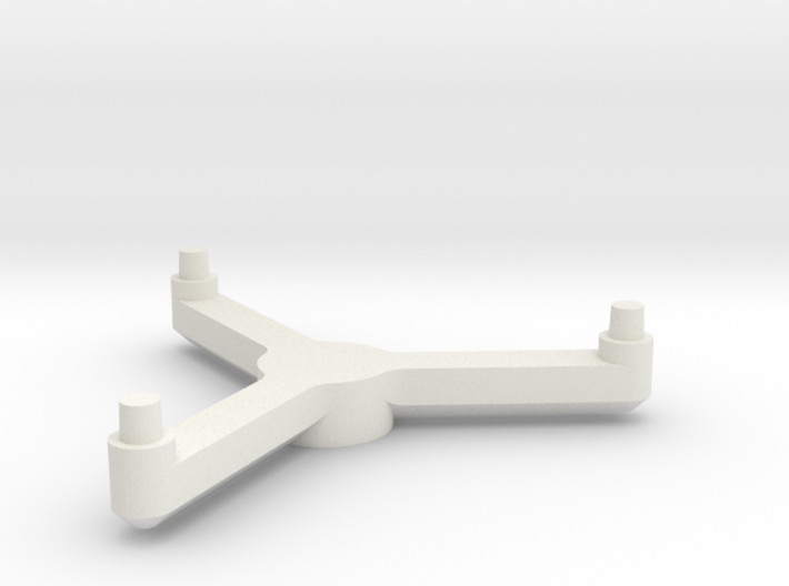 3125 Scale Tholian PC Pinwheel Stand Topper SRZ 3d printed