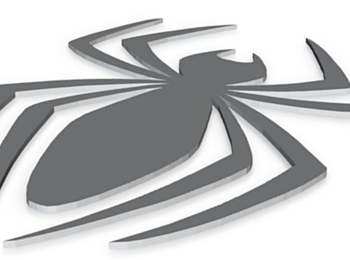SUPERIOR SPIDER-MAN EMBLEM 3d printed
