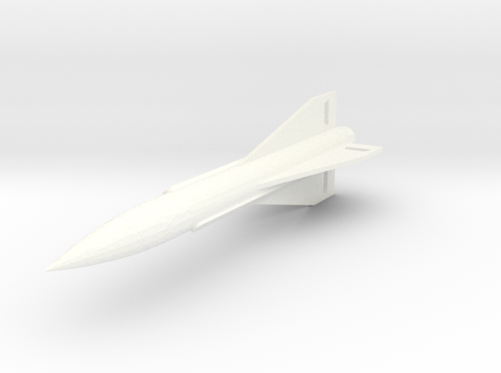 MIM-23B Improved Hawk Surface-to-Air Missile 1/72 3d printed