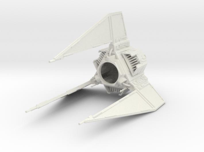 Action Fleet TIE Phantom conversion 3d printed