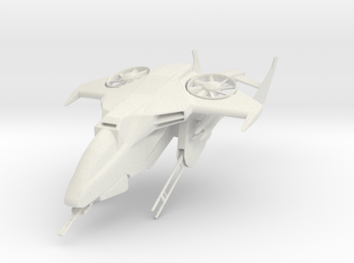 Halo UNSC Sparrowhawk 3d printed