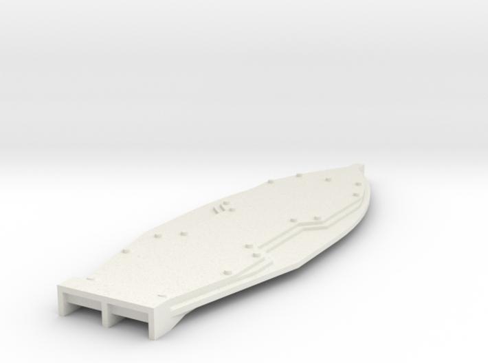 Mk2 Lava Surfboard 3d printed