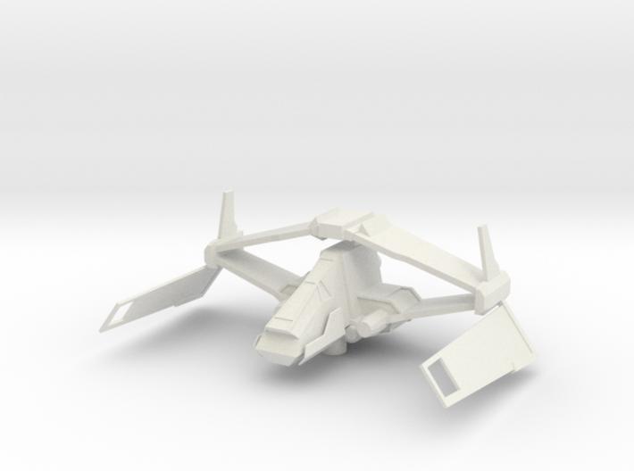 Sith Striker - Variation B 3d printed