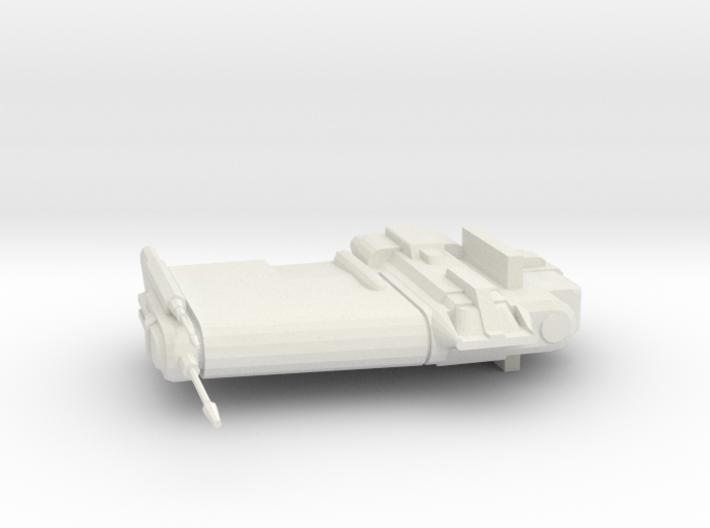 BT-7 Thunderclap 3d printed