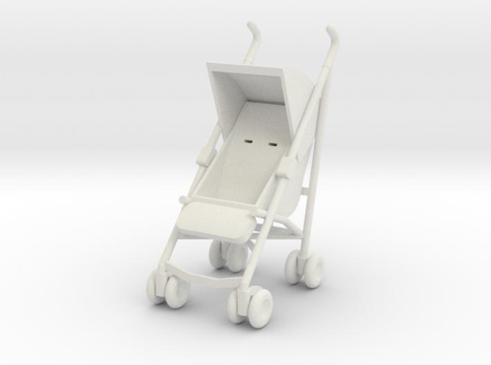 1:12 Stroller 3d printed