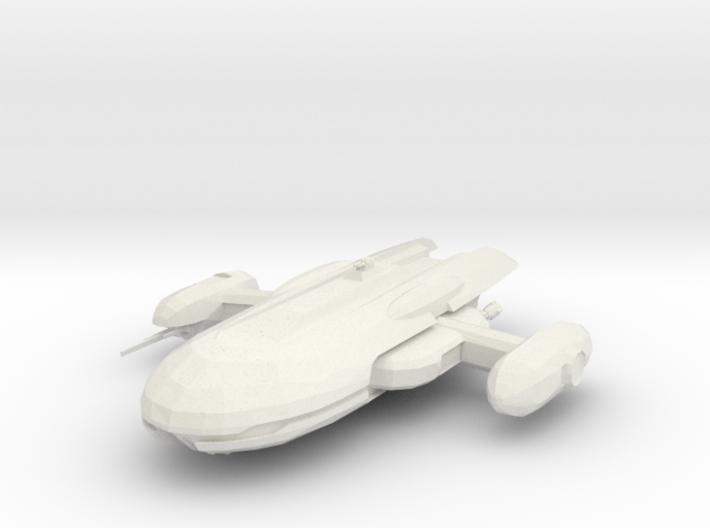 YKL-37R Luxury Transporter 3d printed