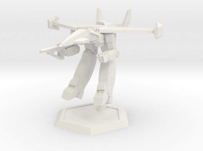 Mecha- Blitz LAM AirMech (1/285th) 3d printed