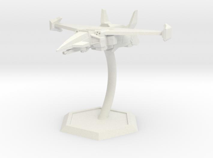 Mecha- Blitz LAM AeroFighter (1/285th) 3d printed