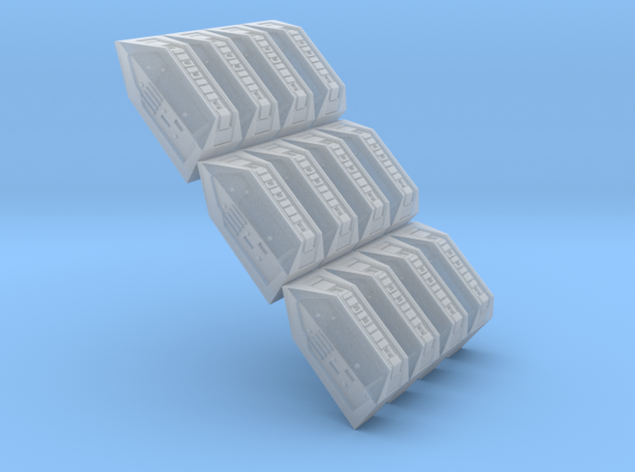 Beast Support Modules (12) 3d printed