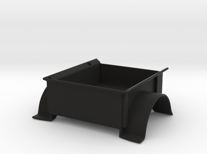 Full Depth Clarck \ Strong PW47 Trailer Bed 3d printed