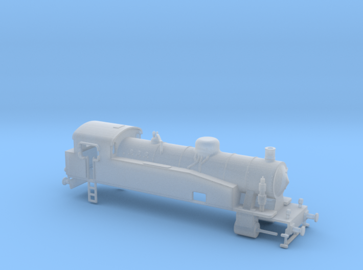 FS Gr940 3d printed
