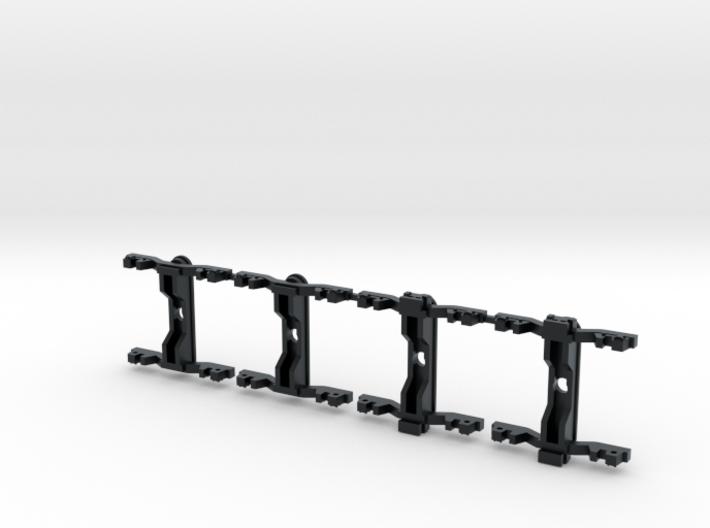 1/120 2xDrehgestell mit Stromabnehmer, 2xDrehgeste 3d printed