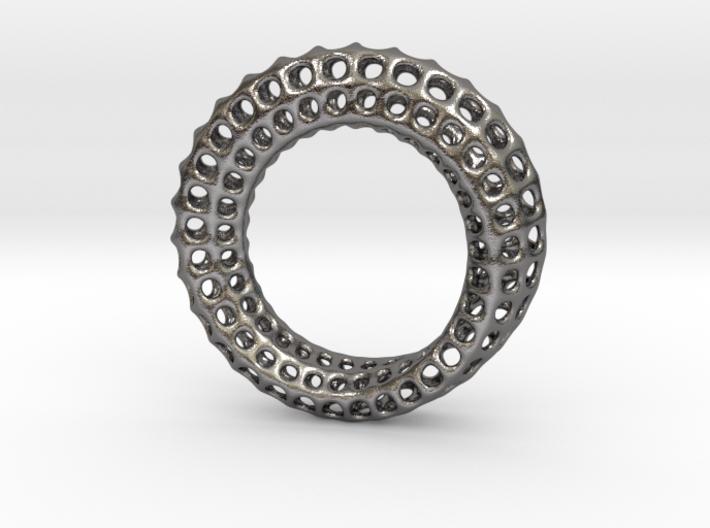 Voronoi Mobius #1 3d printed