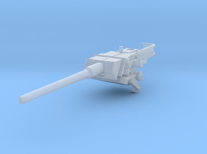 1/72 AK 7 B 84 tank gun 3d printed
