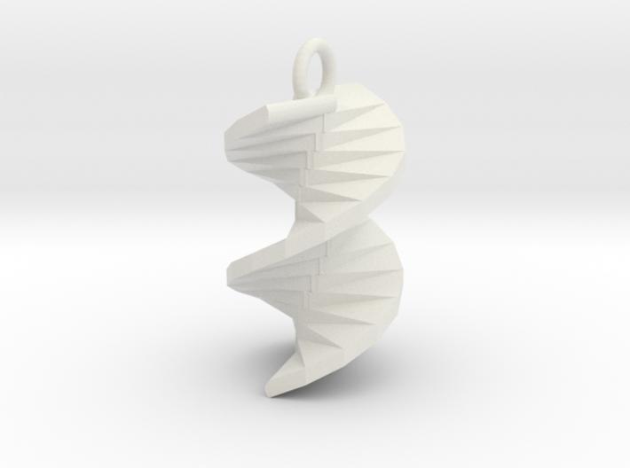 ciondolo spirale settembre2017 2 3d printed