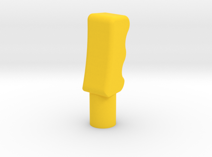 Mosquito Airscrew lever handles 3d printed