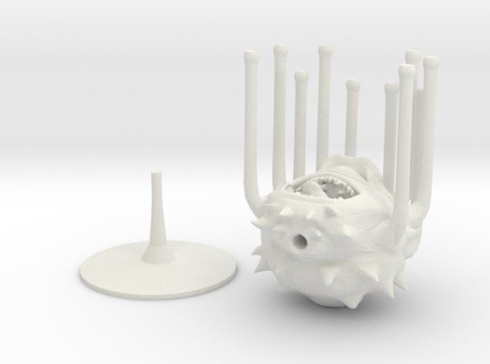 Beholder (updated) 3d printed