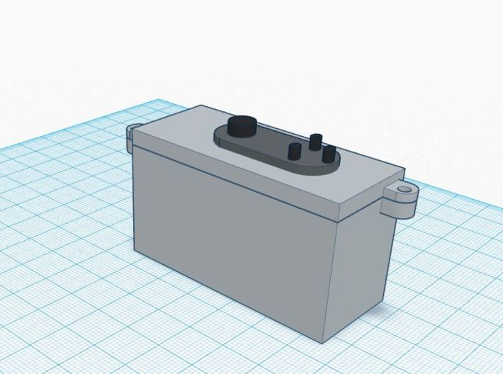 RC Fuel Cell 3d printed