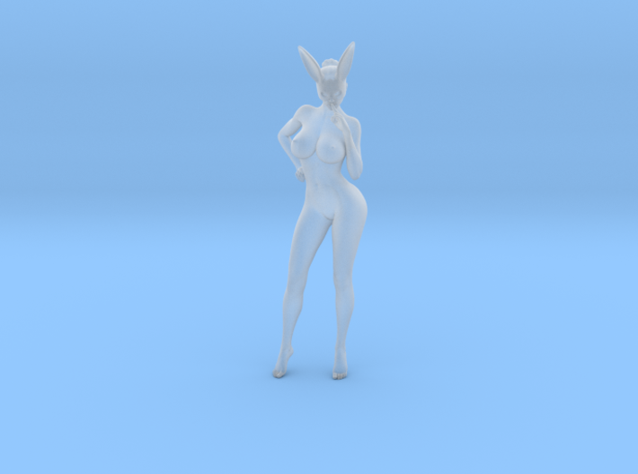 Bunny lady 003 1/24 3d printed