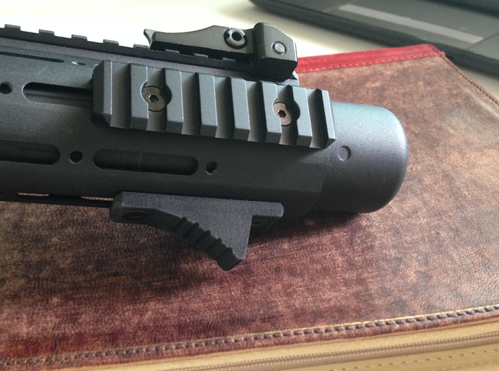 G&G PDW15 and CQB - Tactical Thumbstop 3d printed